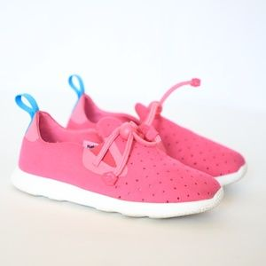 Native Apollo Moc Slip-On Bungee Pink Sneakers 11